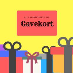 Gavekort-illustrasjon