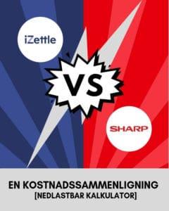 iZettle vs. Sharp blogg innlegg